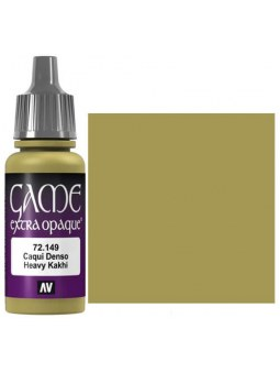 Vallejo: Game Color Heavy Khaki (17ml)