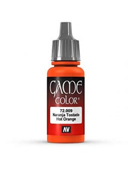 Vallejo: Game Color Hot Orange (17ml)