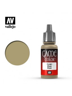Vallejo: Game Color Khaki (17ml)
