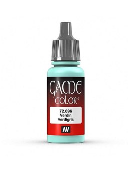 Vallejo: Game Color Light Verdigris (17ml)