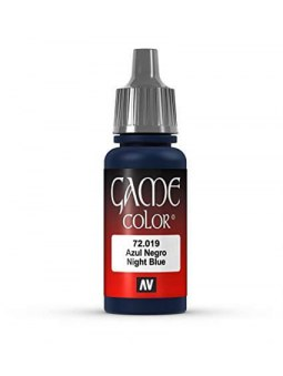 Vallejo: Game Color Night Blue (17ml)