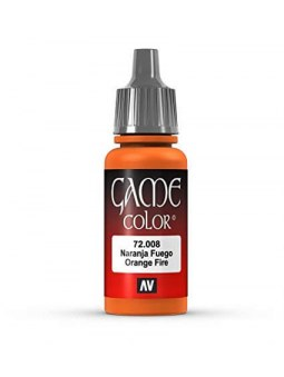 Vallejo: Game Color Orange Fire (17ml)