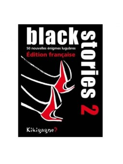 Black Stories 2 jeu