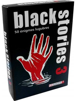 Black Stories 3 jeu