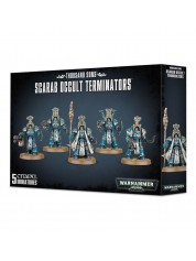 Thousand sons : Scarab Occult Terminators