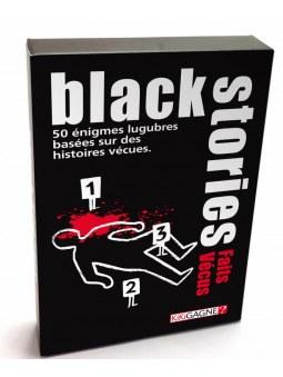 Black Stories: Faits Vécus jeu