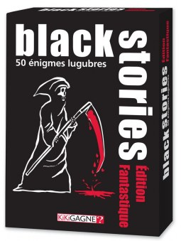 Black Stories: Fantastique jeu