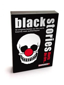 Black Stories: Morts De Rire... jeu