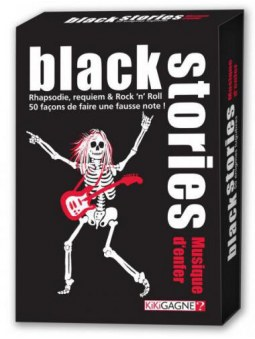 Black Stories: Musique D'enfer jeu