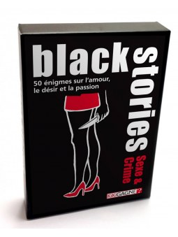 Black Stories: Sexe Et Crime jeu