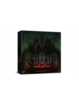 Cthulhu: Death May Die jeu