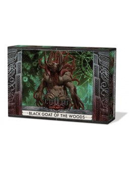 Cthulhu: Death May Die Black Goat Of The Woods