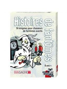 Black Stories Junior : Histoires de Fantômes jeu