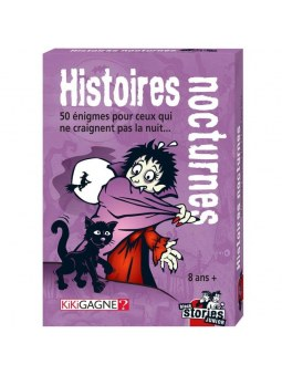 Black Stories Junior: Histoires Nocturnes jeu