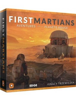 First Martians jeu