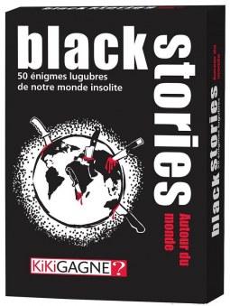 Black Stories - Autour Du Monde jeu