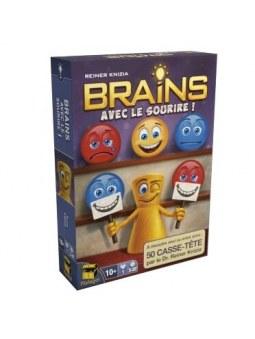 Brains - avec le sourire jeu