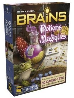 Brains - Potion Magique jeu