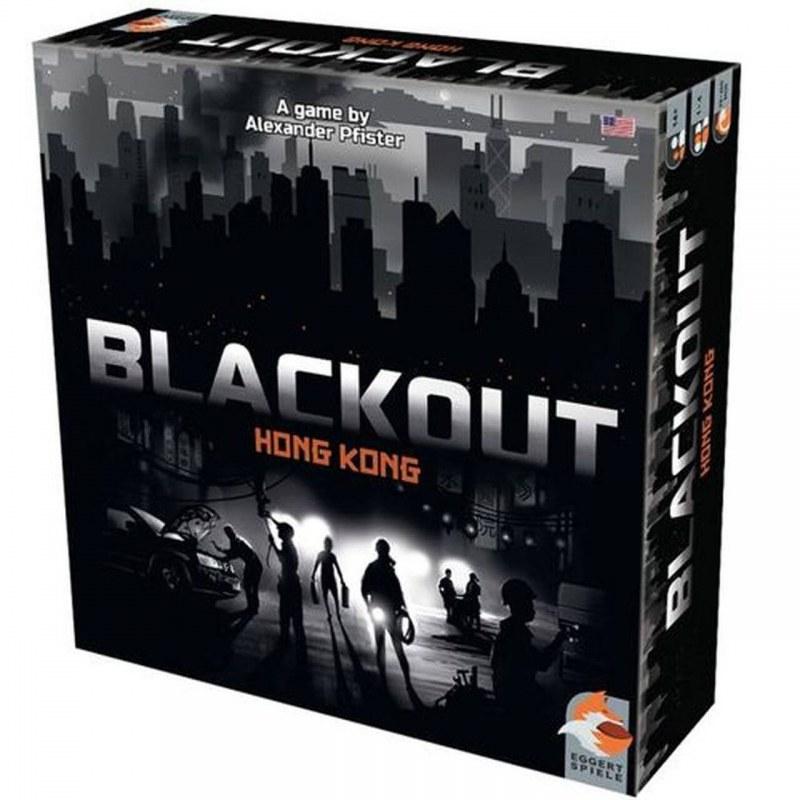 Blackout : Hong Kong jeu