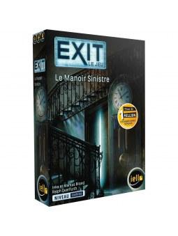 Exit- Le Manoir Sinistre jeu