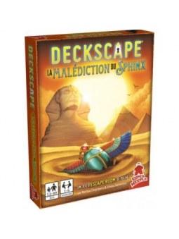 Deckscape 6 : La Malediction Du Sphinx jeu
