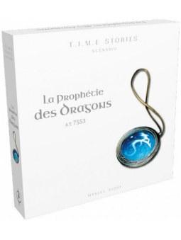 Time Stories Extension - La Prophétie des Dragons jeu