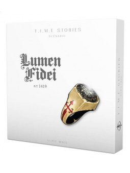 Time Stories Extension- Lumen Fidei