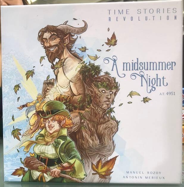 Time Stories : A Midsummer Night