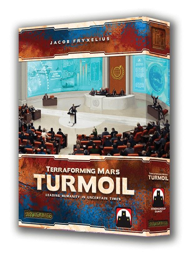 Terraforming Mars Extension: Turmoil