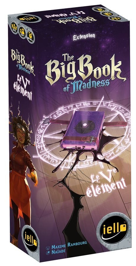 The Big Book Of Madness - 5e Élément