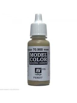 Vallejo: Model Color Khaki (17ml)