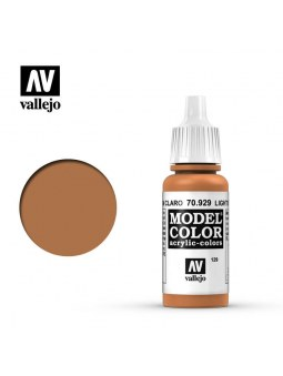 Vallejo: Model Color Light Brown (17ml)