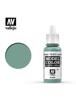 Vallejo: Model Color Light Green Blue (17ml)