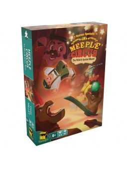 Animaux Extension Meeple Circus jeu