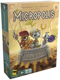 Micropolis jeu
