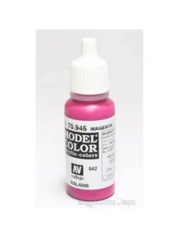 Vallejo: Model Color Magenta (17ml)