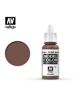 Vallejo: Model Color Mahogany Brown (17ml)