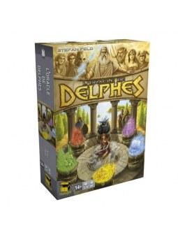 L'oracle de Delphes jeu