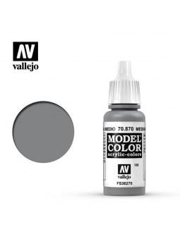 Vallejo: Model Color Medium Sea Grey (17ml)