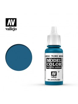Vallejo: Model Color Medium Blue (17ml)