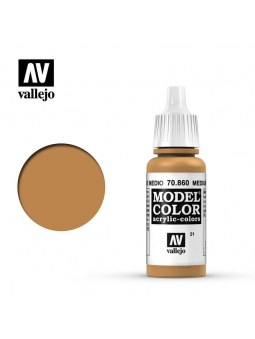 Vallejo: Model Color Medium Flesh Tone (17ml)