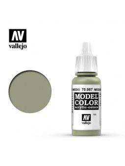 Vallejo: Model Color Medium Grey (17ml)