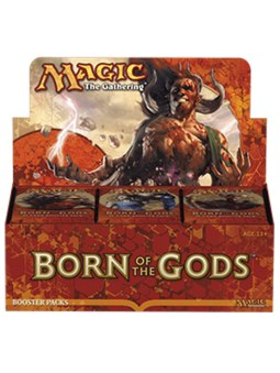 MTG Born Of The Gods Boite (36 booster)
