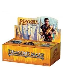 MTG Dragon's Maze Booster boite