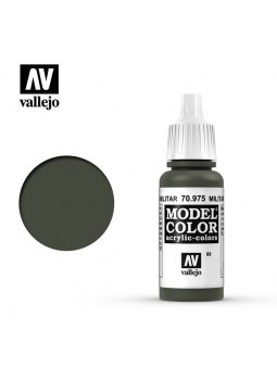Vallejo: Model Color Military Green (17ml)