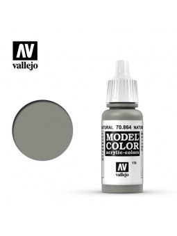 Vallejo: Model Color Natural Steel (17ml)