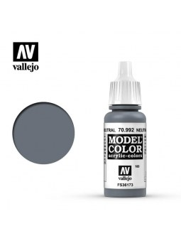 Vallejo: Model Color Neutral Grey (17ml)