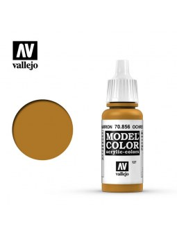 Vallejo: Model Color Ochre Brown (17ml)