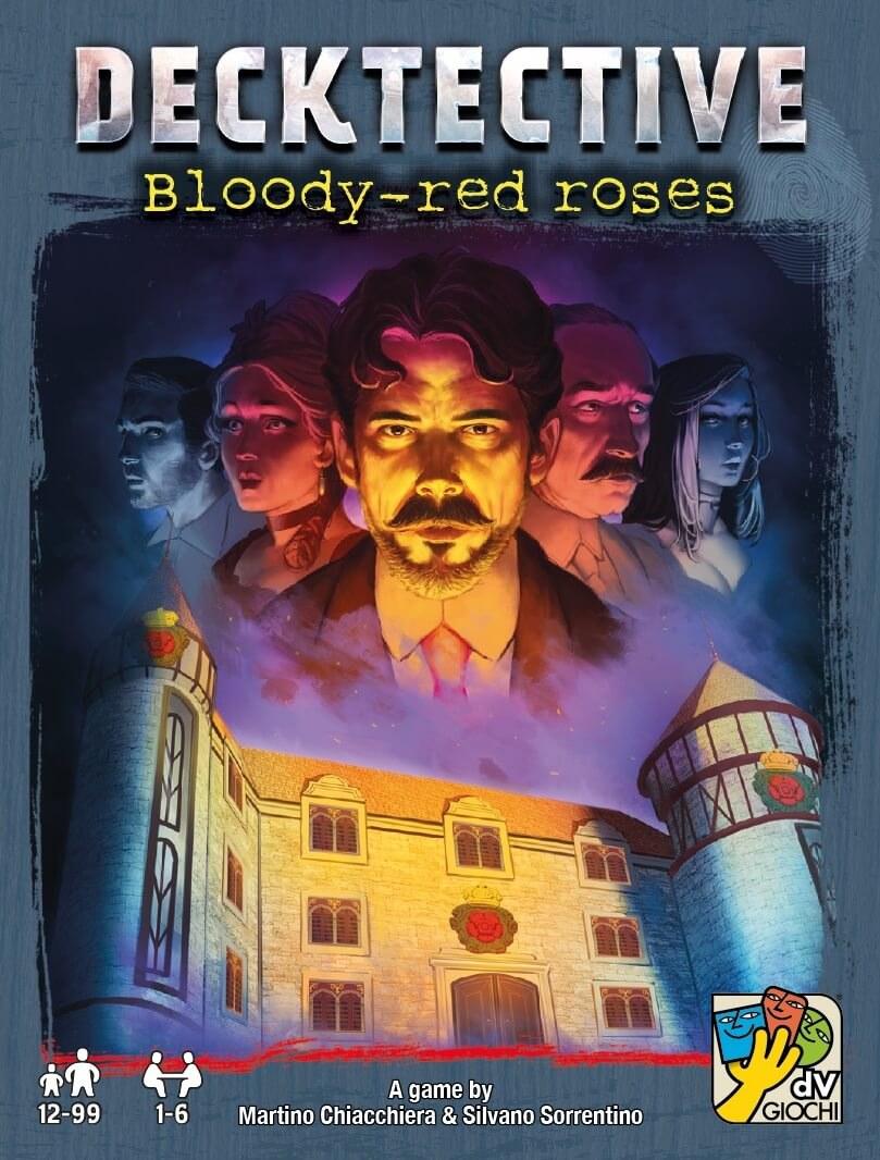 Decktective 1 : Le Sang de la Rose