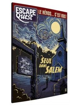 Escape Quest 3: Seul dans Salem jeu